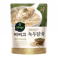 CJ - Bibigo 即食綠豆雞絲粥 (450克)