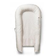 瑞典Dockatot  GRAND 便携式嬰兒分隔床(9-36個月)  SILVER LINING