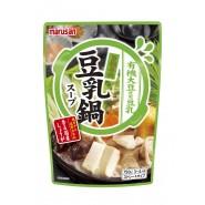 MARUSAN - [打邊爐必備] 旨鍋專科 豆乳火鍋湯料 打邊爐湯底 (750g)