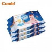Combi Kuma Kun 海洋深層水嬰兒柔濕巾20片 (3包裝)
