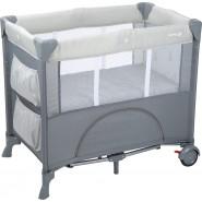 美國 SAFETY 1ST 嬰兒網床 MINI DREAMS (灰)