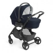 CAM Fluido City + Mod. Smart 嬰兒手推車套裝 (深藍色)