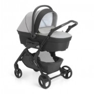 CAM Fluido City + Mod. Smart 嬰兒手推車套裝 (灰色)