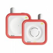 Beaba Minicall 嬰兒聲音監測器 (珊瑚色)