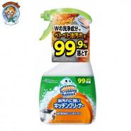 JOHNSON - 廚房強力去油汙清潔劑 除菌清潔噴霧 (400毫升) - 柑橘香