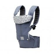 TODBI Peacell 安全氣囊坐墊式揹帶-淺藍色