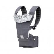 TODBI Peacell 安全氣囊坐墊式揹帶-淺灰色