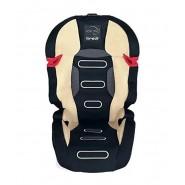Brevi Aston b.fix Group 2/3 兒童汽車安全座椅 - 象牙白
