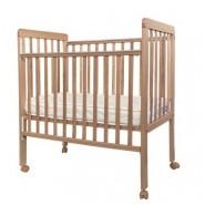 California Bear Venus Plus+ 嬰兒床 – 原木色