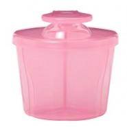 Dr Brown's 三格奶粉盒 - 粉紅