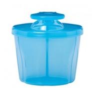Dr Brown's 三格奶粉盒 - 藍色