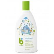 babyganics 溫和泡泡沐浴露 591ml - 無香味