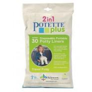 Parents League Potette Plus 防漏吸濕袋 (30個裝)