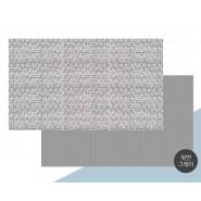dfang 防水防滑保護軟墊 (貓貓適用) 180cmX140cmX7mm 碳灰色 (加強防刮)