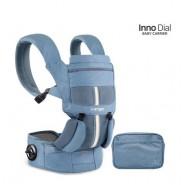 i-angel Inno Dial 360°全方位嬰兒揹帶-防水藍色