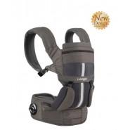i-angel Inno Dial 360°全方位嬰兒揹帶-防水炭灰色