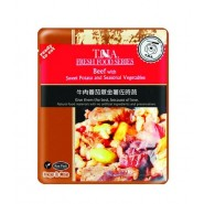 T.N.A.寵物餐包牛肉燉番茄金薯佐時蔬