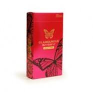JEX Glamourous Butterfly - Moist Type 魅力蝴蝶超滑 (12個/盒)