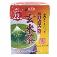 國太樓 - 玄米茶三角茶袋/茶包 (22袋)