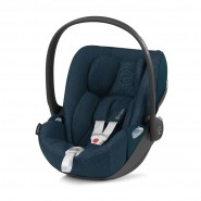 Cloud Z PLUS i-SIZE 嬰兒汽車座椅 - MOUNTAIN BLUE  (reclinable carseat)