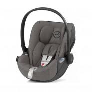 Cloud Z PLUS i-SIZE 嬰兒汽車座椅 - SOHO GREY  (reclinable carseat)