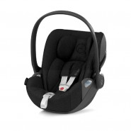 Cloud Z PLUS i-SIZE 嬰兒汽車座椅 - DEEP BLACK  (reclinable carseat)