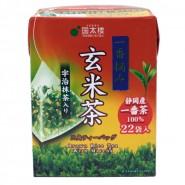 國太樓 - 一番摘 玄米茶三角茶包 (22袋)