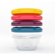 Babymoov 食物儲存碗 (4X120ml)