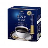 AGF - 贅沢濃郁深煎烘焙黑咖啡 (28本入)