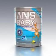 澳洲ANS嬰兒奶粉 2 段