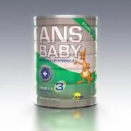 澳洲ANS嬰兒奶粉 3 段
