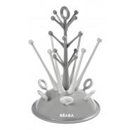 Beaba 樹款奶瓶排水架 (灰)