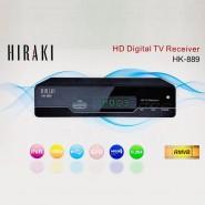 HIRAKI - 高清數碼電視接收器 HK-889