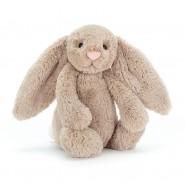 英國JELLYCAT 害羞賓尼兔系列 賓尼兔公仔 (棕色) (36CM)