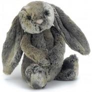 英國JELLYCAT 賓尼兔公仔 (深棕色) (31CM)