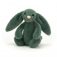 英國JELLYCAT 賓尼兔公仔 (綠色) (細)