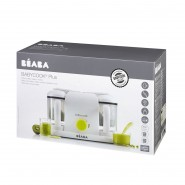 Beaba Babycook® Plus 蒸煮攪拌器 (螢光綠色)