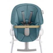 Beaba Up & Down 可調節高腳餐椅坐墊 (藍)