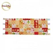 Beanie Nap 可愛標籤枕袋 (蘋果與小兔)