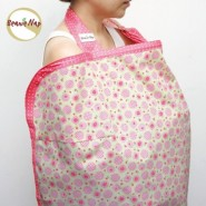 Beanie Nap 哺乳圍巾 (Candy Rose)