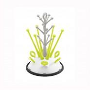 Beaba 樹款奶瓶排水架 (綠)