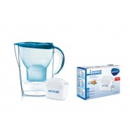 炫彩系列 BRITA Marella COOL Basic Colour 2.4L濾水壺(海洋藍)