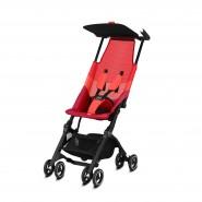 GB Gold Pockit Air 嬰兒手推車 附有便攜袋 (玫瑰紅)
