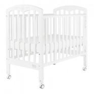 "Baby Star Cozzi 嬰兒木床(包括4""床褥) – 白色 / 歐洲櫸木"