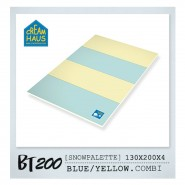 CreamHaus 冰雪地墊 (藍色&黃色)