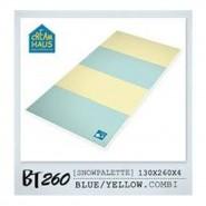 CreamHaus 冰雪地墊 (藍色 & 黃色)