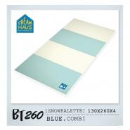 CreamHaus 冰雪地墊 (藍色& 奶白色)