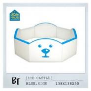 CreamHaus 冰雪城堡玩具 (藍邊)