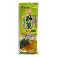 食之方舟 健康無鹽3色野菜素麵 (150克)