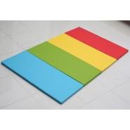 Caraz Q4 加厚摺摺地墊 (160x120x4CM) (彩色)